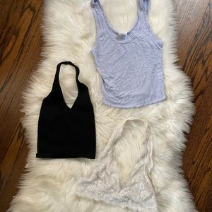 Crop top bundle
